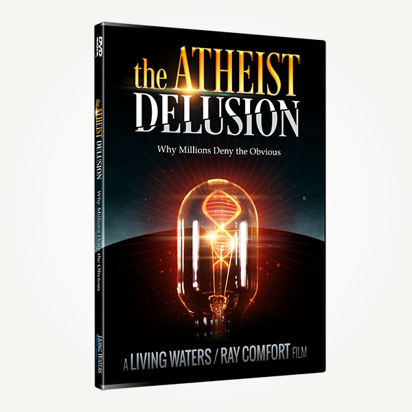 Amazoncom The Atheist Delusion Why Millions Deny the