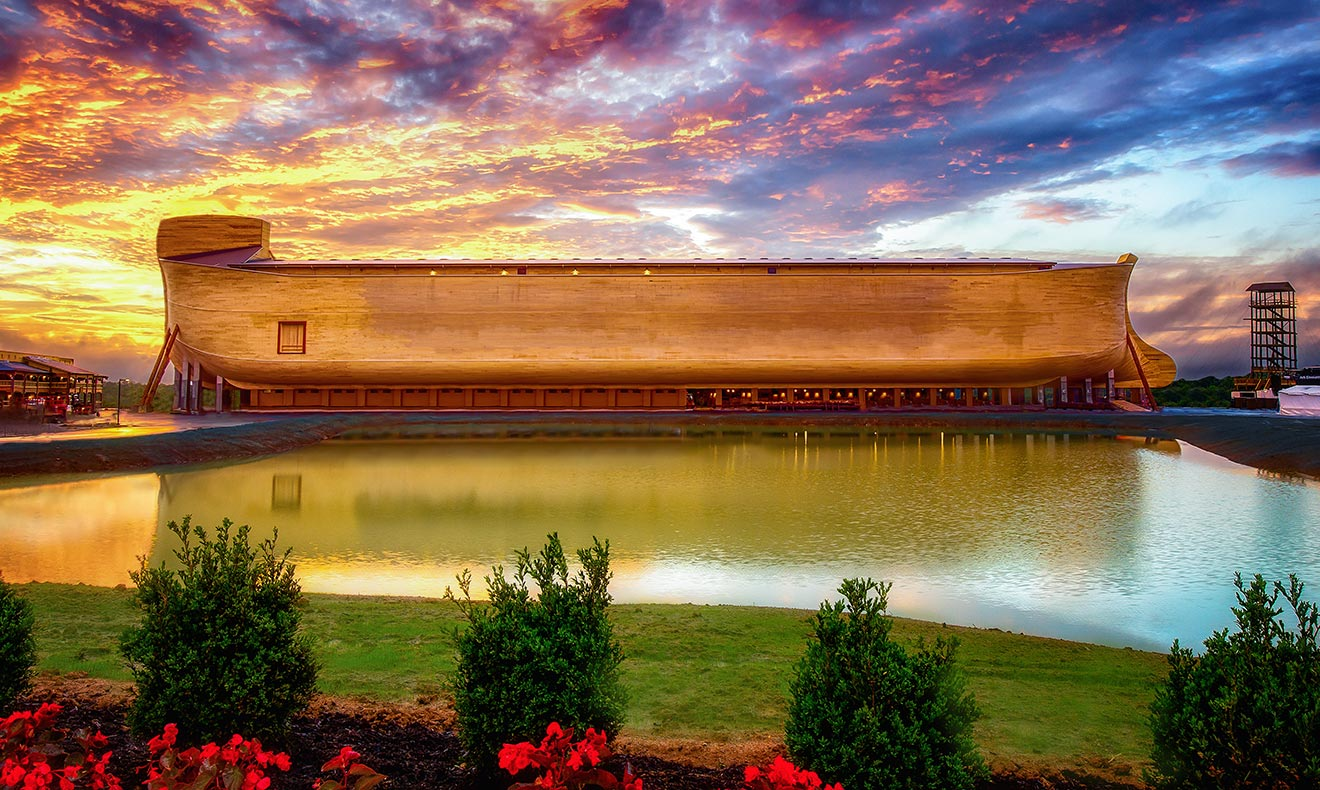 Easter Atheism Conference at Ark Encounter! | Living Waters