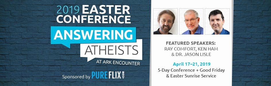 Join us for an Easter sunrise service at the Ark Encounter